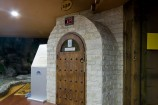塩サウナ入口